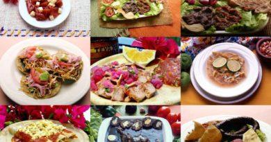 Cocina Maya y Gastronomía de Yucatán