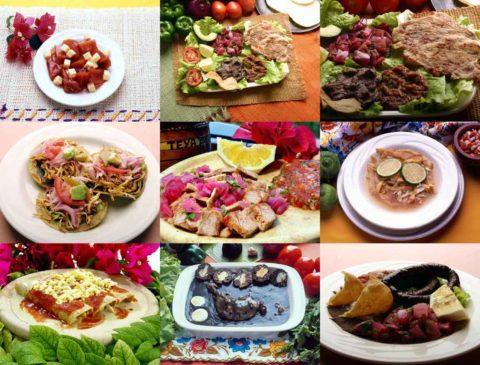 Gastronomía de Yucatán, 500 años de historia