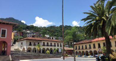 Centro de Pahuatlán de Valle