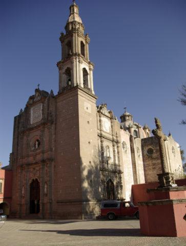 Huichapan en el Mezquital