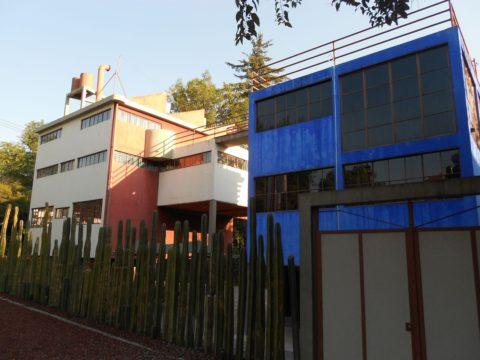 Diego Rivera: Casa estudio