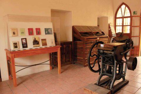 Museos en Tlaxcala: Miguel N. Lira