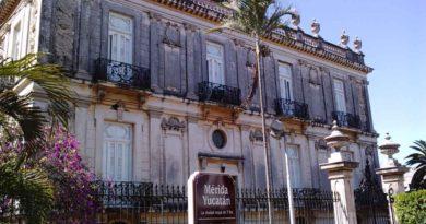 Paseo Montejo en Mérida