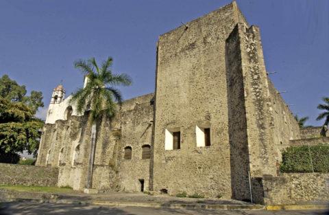 Fundaciones Conventuales en Morelos: Oaxtepec