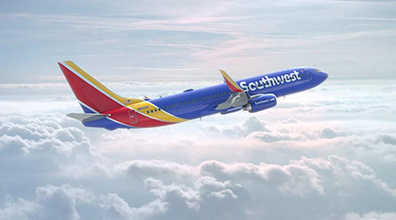 Nuevo vuelo de Southwest Airlines