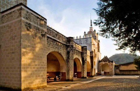 Conventos de Morelos: Totoloapan