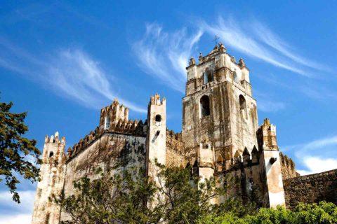 Fundaciones conventuales: Morelos