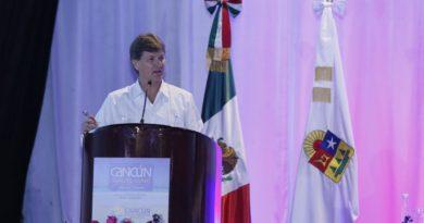 Inauguración del Cancún Travel Mart México Summit 2016
