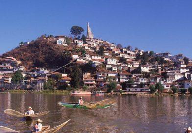 Pátzcuaro, joya de Michoacán