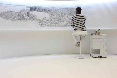 Stephen Wiltshire dibujará la CDMX