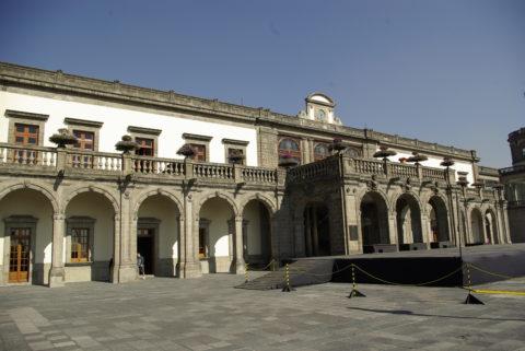 Castillo de Chapultepec en CdMx