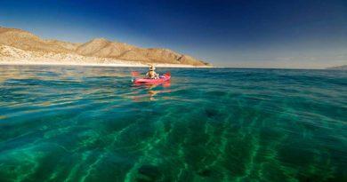 Kayak en México