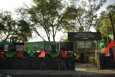Museos en CdMx 9: Entrada Anahuacalli