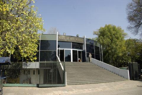 Museos en CdMx 2: Museo de Arte Moderno