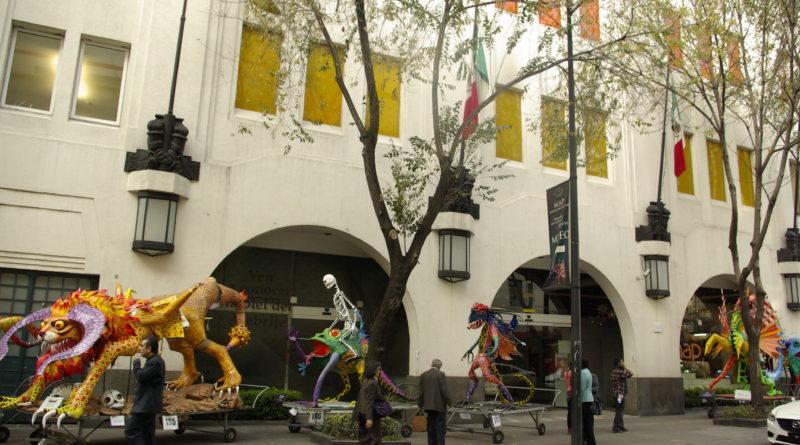 Museos en CdMx 2: Museo de Arte Popular
