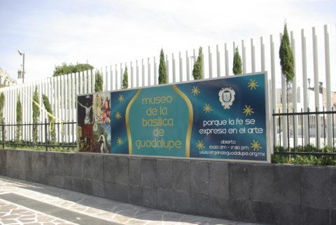 Museos en CdMx 3: Museo Basílica de Guadalupe
