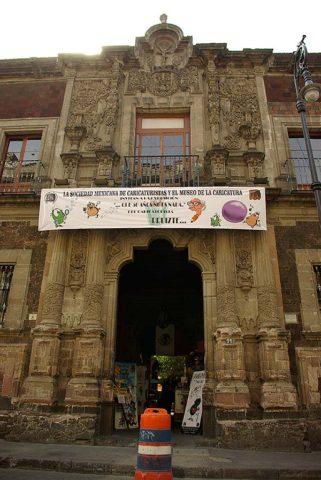 Museos en CdMx 6: Museo de la Caricatura
