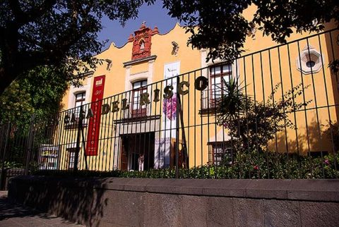 Museos en CdMx 20: Museo Casa del Risco / Centro Cultural Isidro Fabela