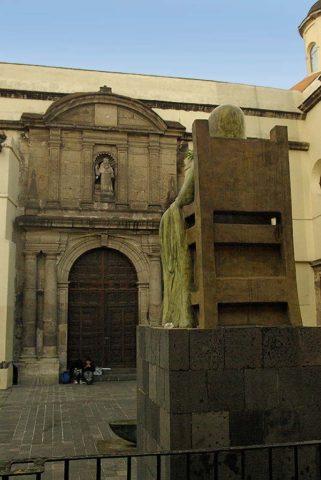 Museos en CdMx 24: Museo de Sitio de la Universidad del Claustro de Sor Juana