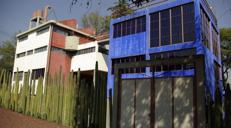 Museos en CdMx 8: Casa Estudio de Diego Rivera y Frida Kahlo