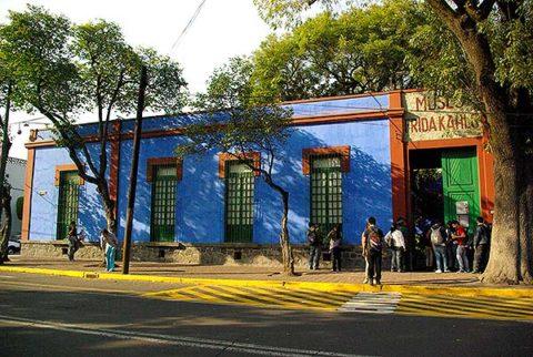 Museos en CdMx 12: Museo Casa Frida Kahlo