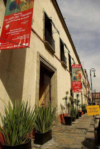 Museos en CdMx 13: Museo José Luis Cuevas