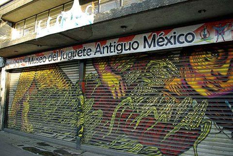 Museos en CdMx 14: Museo del Juguete Antiguo