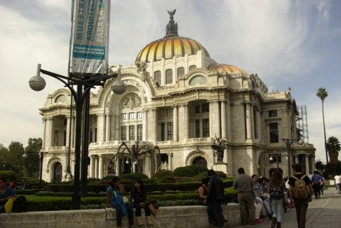 Museos en CdMx 3: Museo Nacional de Arquitectura