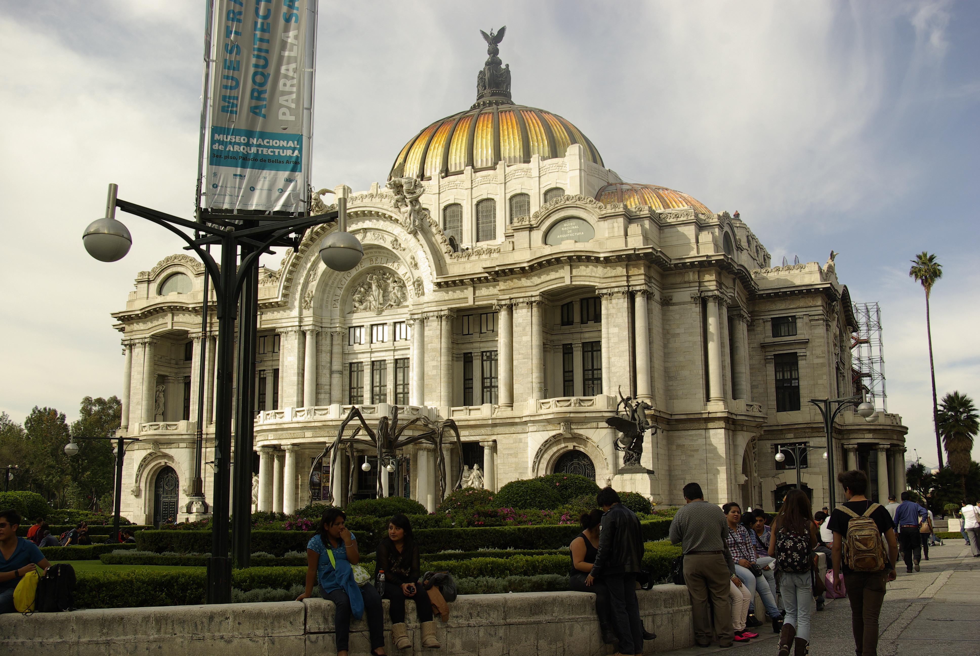 Los museos en cdmx 3 gu a r pida de visita mexico real for Todo sobre arquitectura