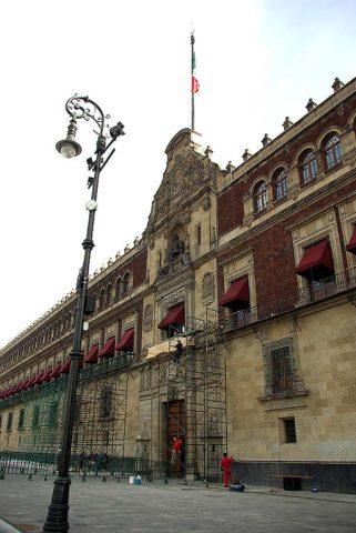 Museos en CdMx 16: Palacio Nacional / Museo de Sitio Recinto Parlamentario