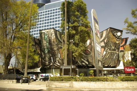 Museos en CdMx 18: Polyforum Cultural Siqueiros