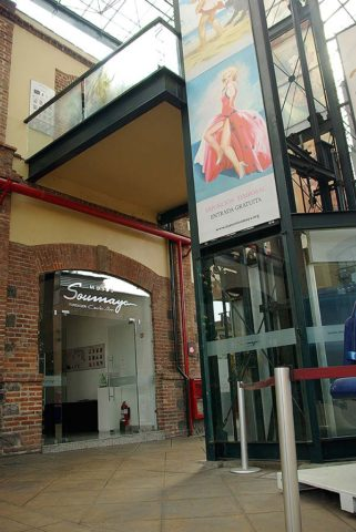 Museos en CdMx 21: Museo Soumaya Plaza Loreto