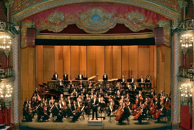 Erik Bosgraaf y la Orquesta Sinfónica de la Universidad de Guanajuato