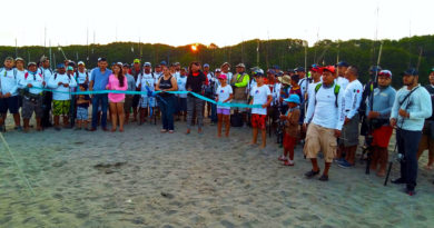 6º Torneo de Pesca de Jarretaderas