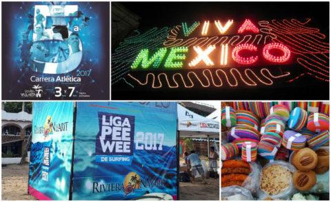 Eventos en septiembre, en la Riviera Nayarit
