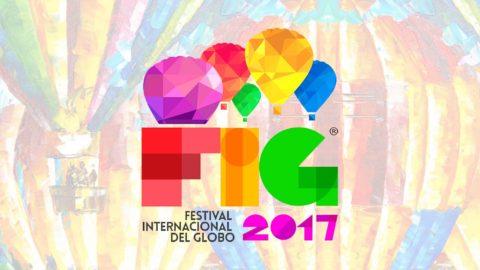 El Festival Internacional del Globo de León 2017