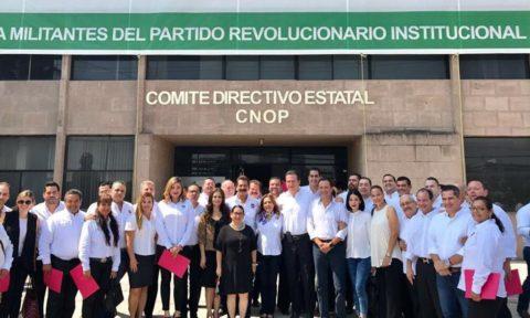 CNOP: Confederación Nacional de Organizaciones Populares