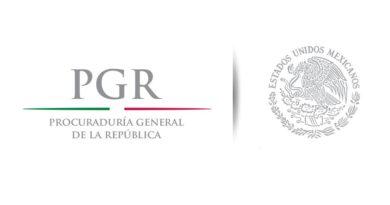¿Que significan las siglas PGR en México?