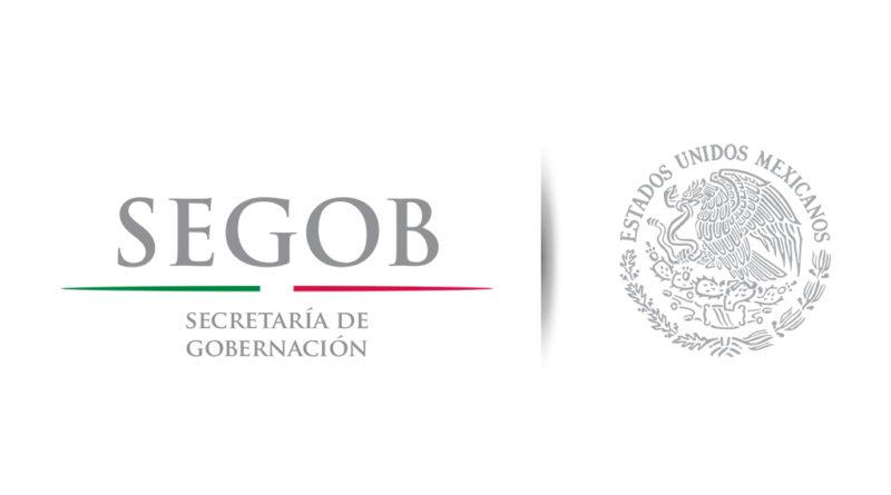 SEGOB: Secretaria de Gobernación