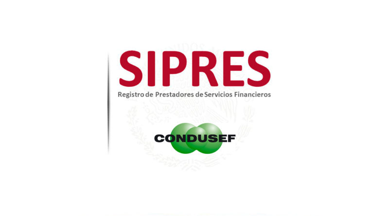 SIPRES: Sistema del Registro de Prestadores de Servicios Financieros