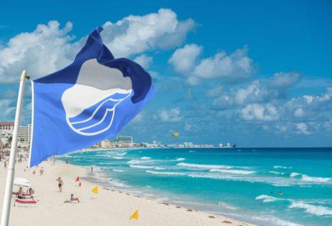 México cuenta con 53 playas y dos marinas con distintivo Blue Flag