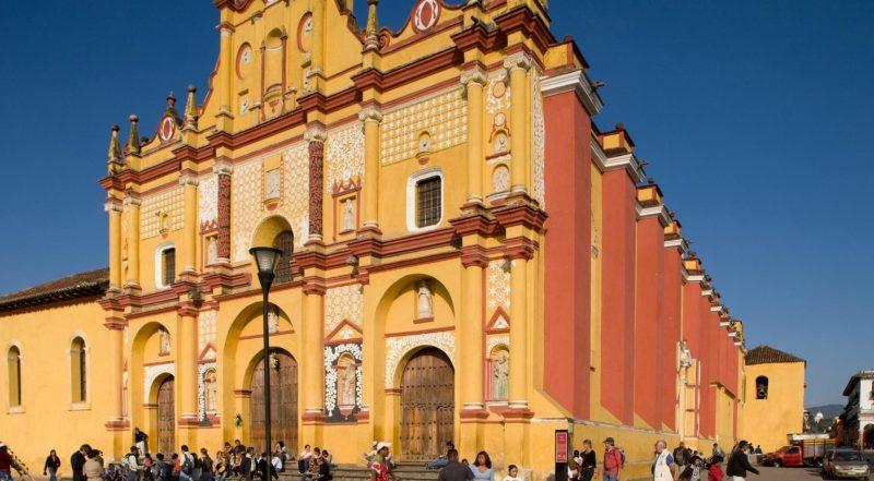 San Cristóbal de las Casas es el más mágico de los Pueblos Mágicos de México.