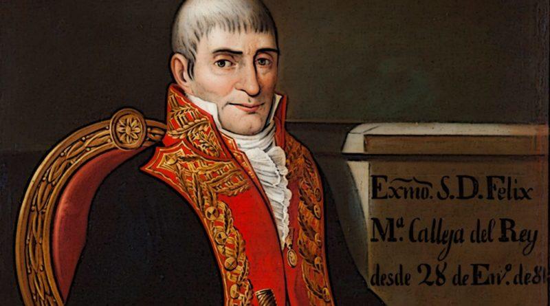 Felix María Calleja del Rey