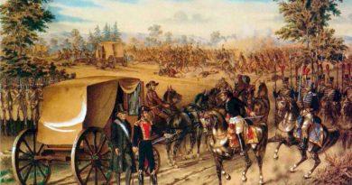 Hidalgo y Allende son hechos prisioneros en el Baján