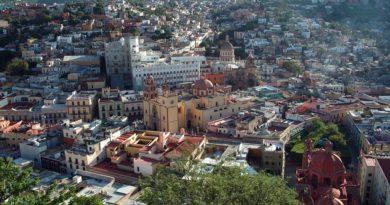 La ciudad de Guanajuato: 5 cosas que debes visitar.