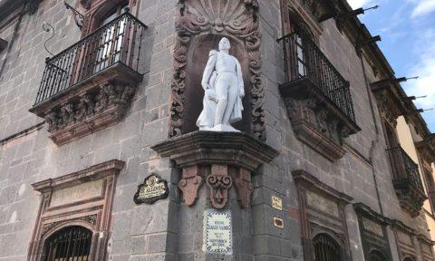 Escultura de Ignacio Allende