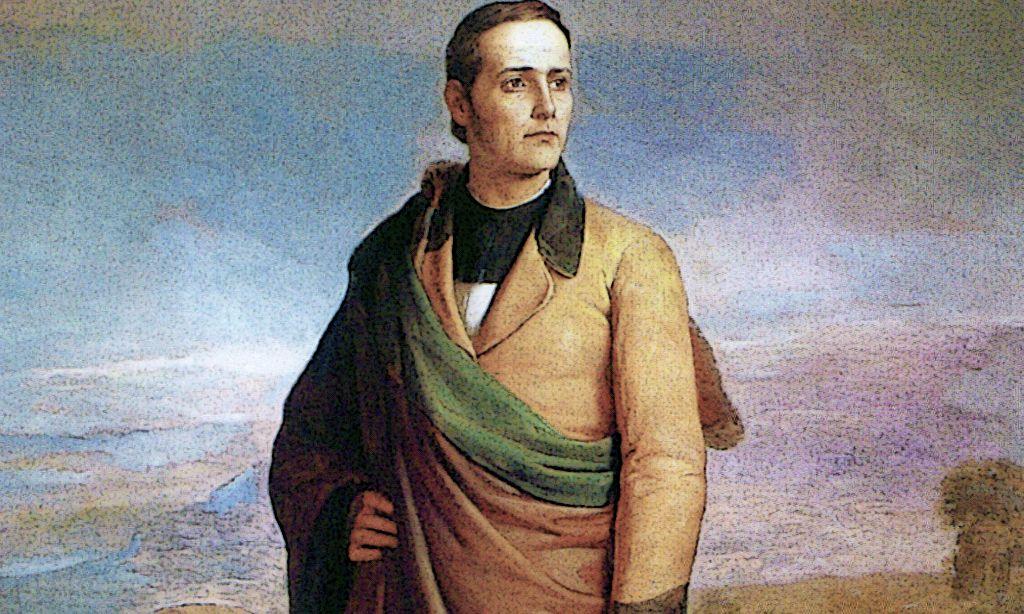 La muerte del insurgente Mariano Matamoros