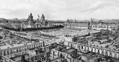 La inexplicable retirada de la ciudad de México