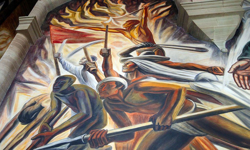 Breve Historia De La Guerra De Independencia Mexico Real