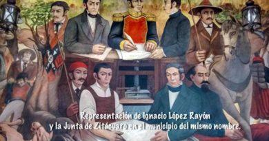 López Rayón crea la Junta de Zitácuaro